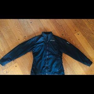 ARCTERYX womens windstopper coat
